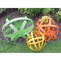 Color Garden Balls, set of 3