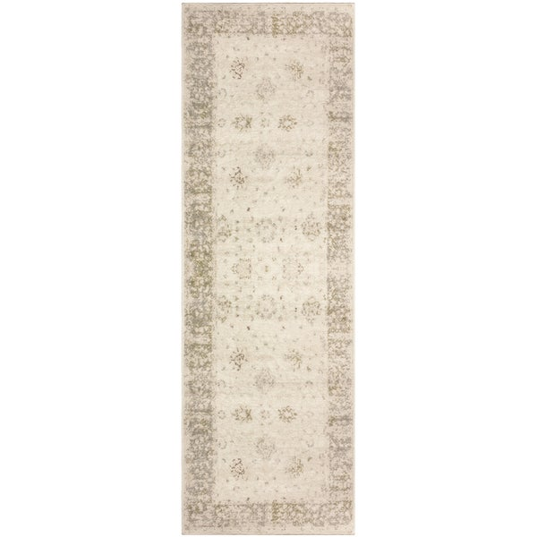 "Superior Designer Conventry Area Rug Collection (2'7"" X 8')"