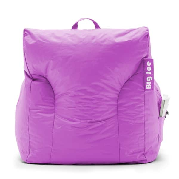 Tremendous Shop Big Joe Dorm Bean Bag Chair Free Shipping Today Beatyapartments Chair Design Images Beatyapartmentscom