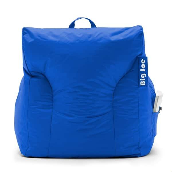Astonishing Shop Big Joe Dorm Bean Bag Chair Free Shipping Today Gamerscity Chair Design For Home Gamerscityorg
