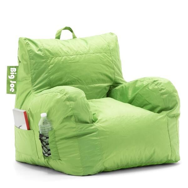 Magnificent Shop Big Joe Dorm Bean Bag Chair Free Shipping Today Beatyapartments Chair Design Images Beatyapartmentscom
