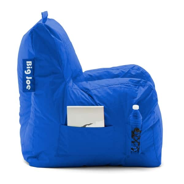 Remarkable Shop Big Joe Dorm Bean Bag Chair Free Shipping Today Gamerscity Chair Design For Home Gamerscityorg