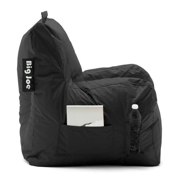Tremendous Shop Big Joe Dorm Bean Bag Chair Free Shipping Today Gamerscity Chair Design For Home Gamerscityorg