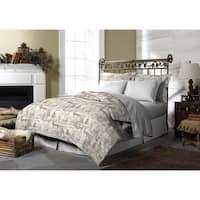 Asher Home Northway Junction Lodge 3-piece Comforter Set