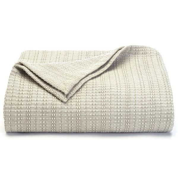 Tommy Bahama Bamboo Cotton Blanket