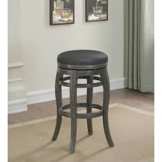 Hillsdale Furniture S Chesterfield Backless Swivel Counter