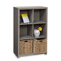 Honey-Can-Do 6-Cube Organizer Premium