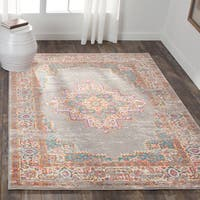 Nourison Passion Grey Area Rug - 8' x 10'