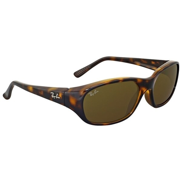 fbdac2b63d Shop Ray-Ban Men s RB2016 Daddy-O Tortoise Frame Brown Classic 59mm ...