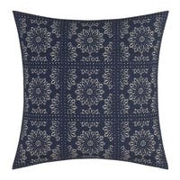 Nautica Lockridge Bandana Throw Pillow