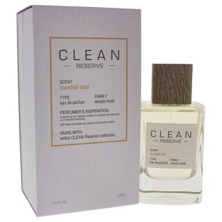 Clean Reserve Sueded Oud Unisex 3.4-ounce Eau de Parfum Spray