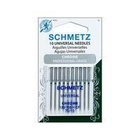 Schmetz Needle Chrome Universal Sz 70/10 10pc