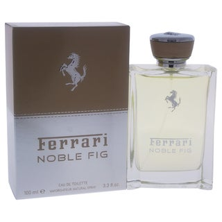 Ferrari Noble Fig Men's 3.3-ounce Eau de Toilette Spray