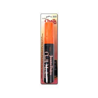 Uchida Bistro Chalk Marker Jumbo Card Fluor Orange