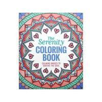 Thunder Bay Press The Serenity Coloring Book