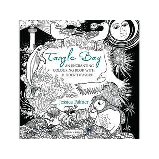 Search Press Tangle Bay Coloring Book
