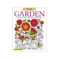 Design Originals Garden Coloring Book