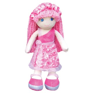 Leila Pink Roses & Sparkles Doll