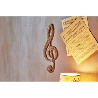 Music Note Wall Decor