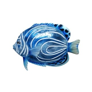 Koran Angelfish Wall Decor