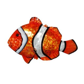 Clown Fish Wall Decor