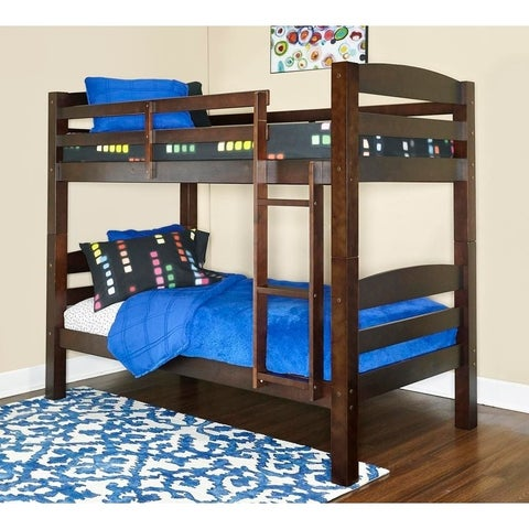 Powell Levi Wood Bunk Bed