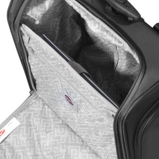 Olympia Lansing 15-inch Rolling Carry On Under the Seat Tote Bag (3 options available)