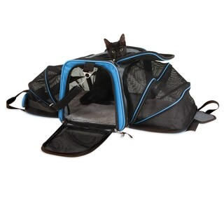 Jackson Galaxy Double Extendable Cat Carrier