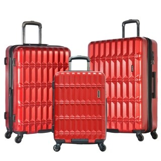 Fairview 3-Piece Spinner Set W/Hidden Compartment (3 options available)