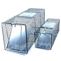 Magnum Two Pc Live Animal Traps