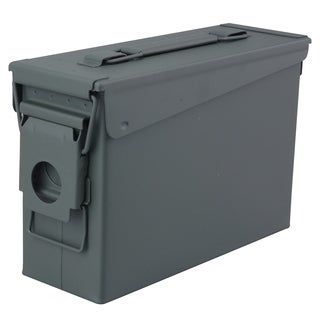 Magnum 30 Cal Metal Ammo Can, OD Green