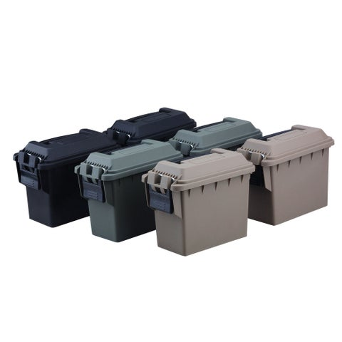 High Desert 6 Pack Mini Tactical Ammo Cans