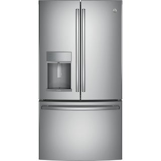 GE Profile Series 27.8 Cu. Ft. French-Door Refrigerator with Door In Door and Hands-Free AutoFill