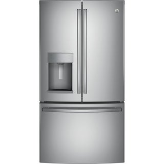GE 27.8 Cu. Ft. French-Door Refrigerator with Door In Door