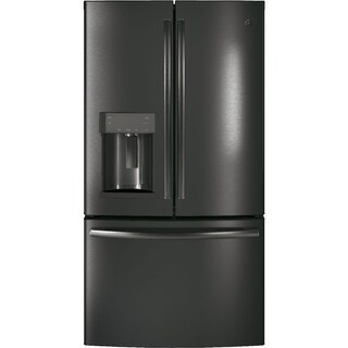 GE ENERGY STAR 22.2 Cu. Ft. Counter-Depth French-Door Refrigerator