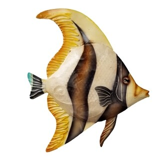 Moorish Idol Angelfish Wall Decor