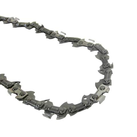 Sun Joe SWJ-10CHAIN Replacement Semi-Chisel Chain for Pole Chain Saw (SWJ803E/SWJ807E)