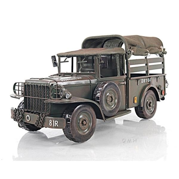 Old Modern Handicrafts Vintage Dodge M42 Command Truck Free