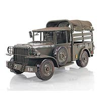 Old Modern Handicrafts Vintage Dodge M42 Command Truck