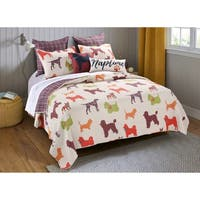 Baxter Cotton Quilt Set