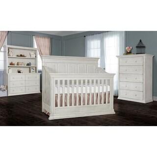Evolur Napoli 5-in 1 Convertible Crib