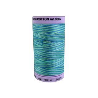 Mettler Silk Fin Cotton #50 500yd Multi Seaspray