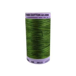 Mettler Silk Fin Cotton #50 500yd Multi Ferns