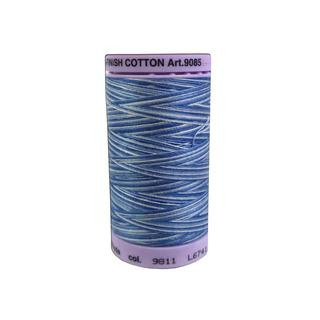Mettler Silk Fin Cotton #50 500yd Multi Clear Sky