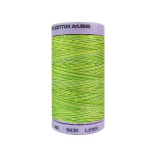Mettler Silk Fin Cotton #50 500yd Multi Citrus Twi