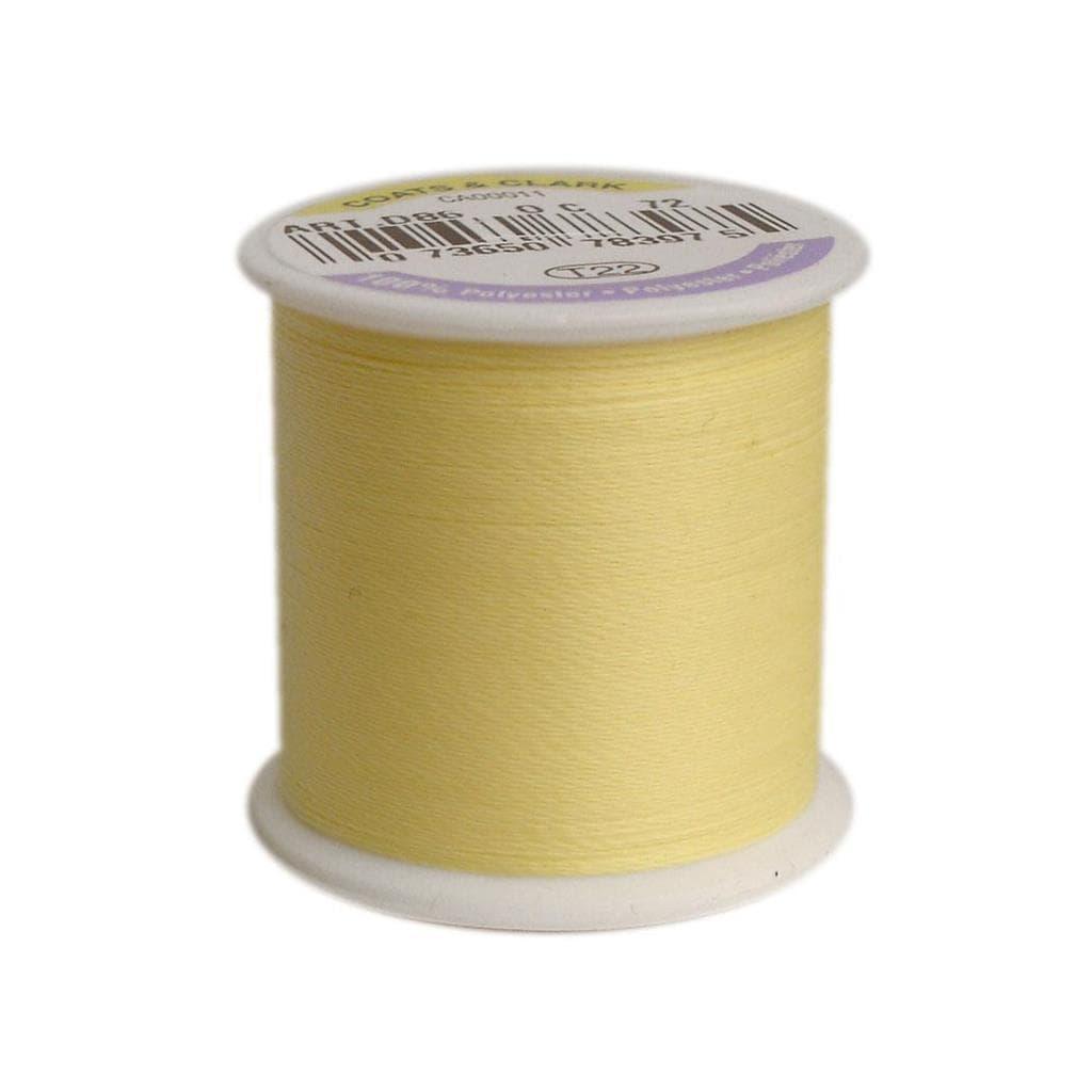 Clark C&C Glow In The Dark Thread 100yd Yellow (GlowInThe...