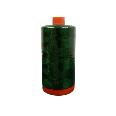 Aurifil Ctn Thread Mako 50wt 1300m Forest Green