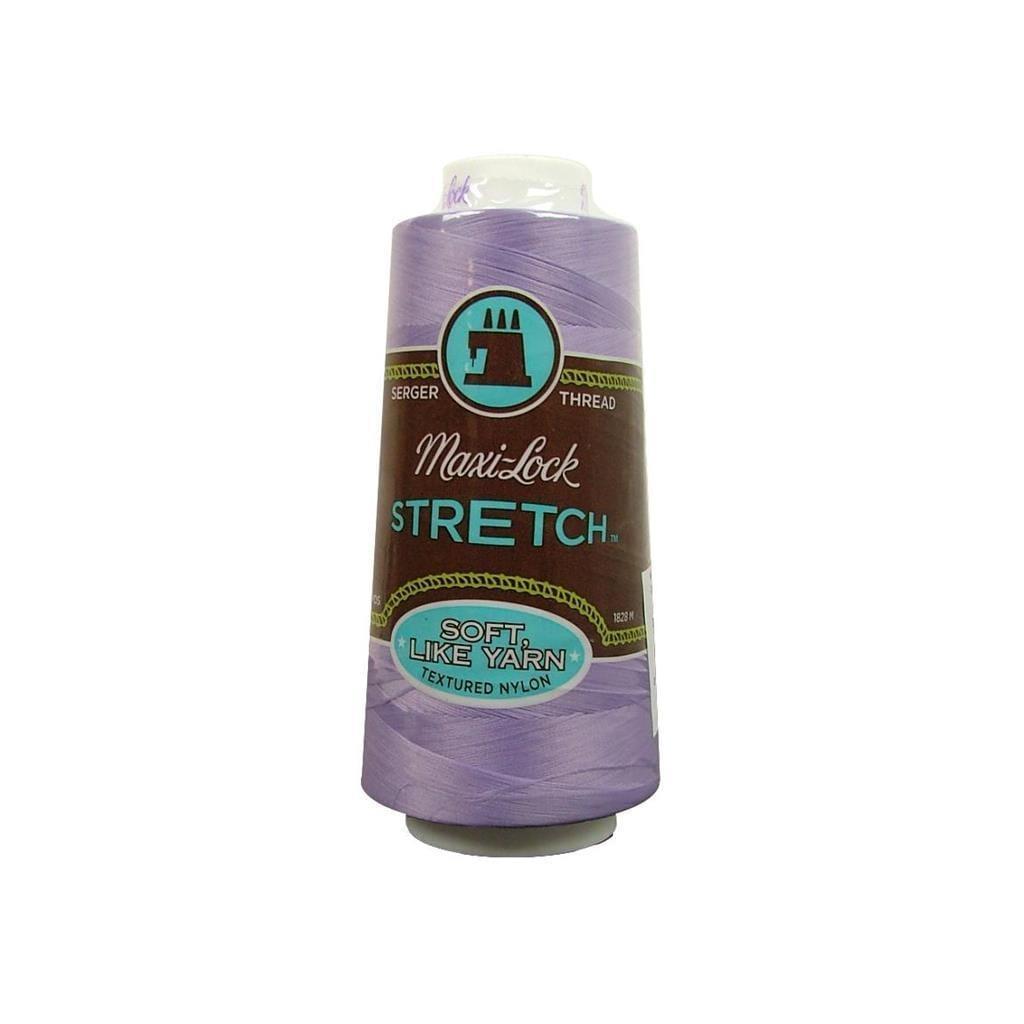 American & Efird Maxi Lock Stretch Thread 2000yd Orchid (...