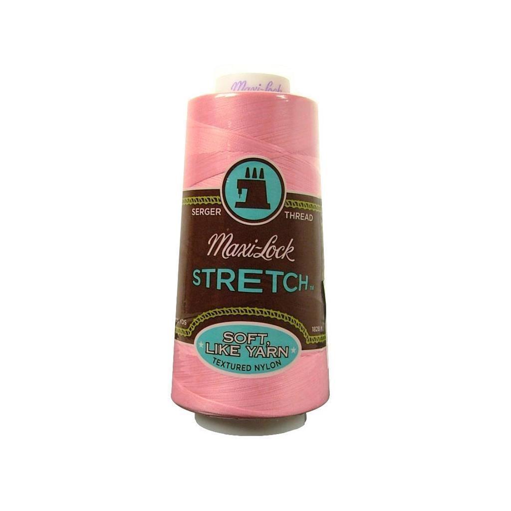 American & Efird Maxi Lock Stretch Thread 2000yd Medium P...