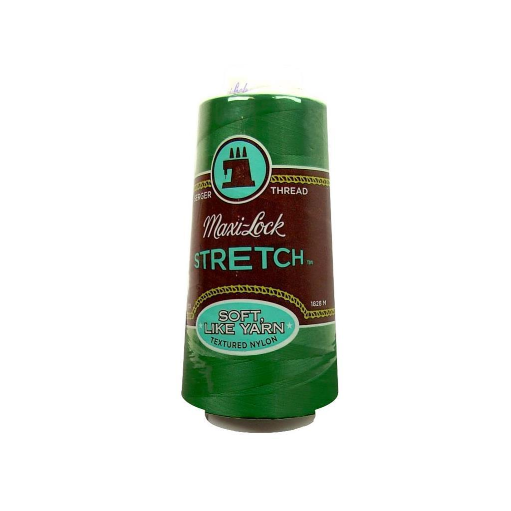 American & Efird Maxi Lock Stretch Thread 2000yd Emerald ...